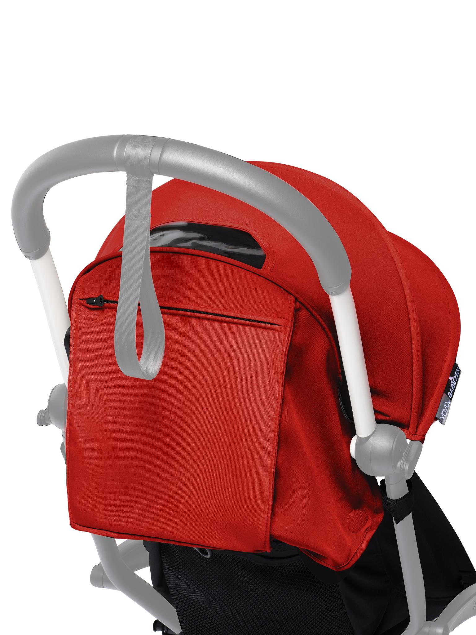 Текстиль сменный для колясок YoYo 6+ Red Красный