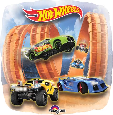 Шар Hot Wheels