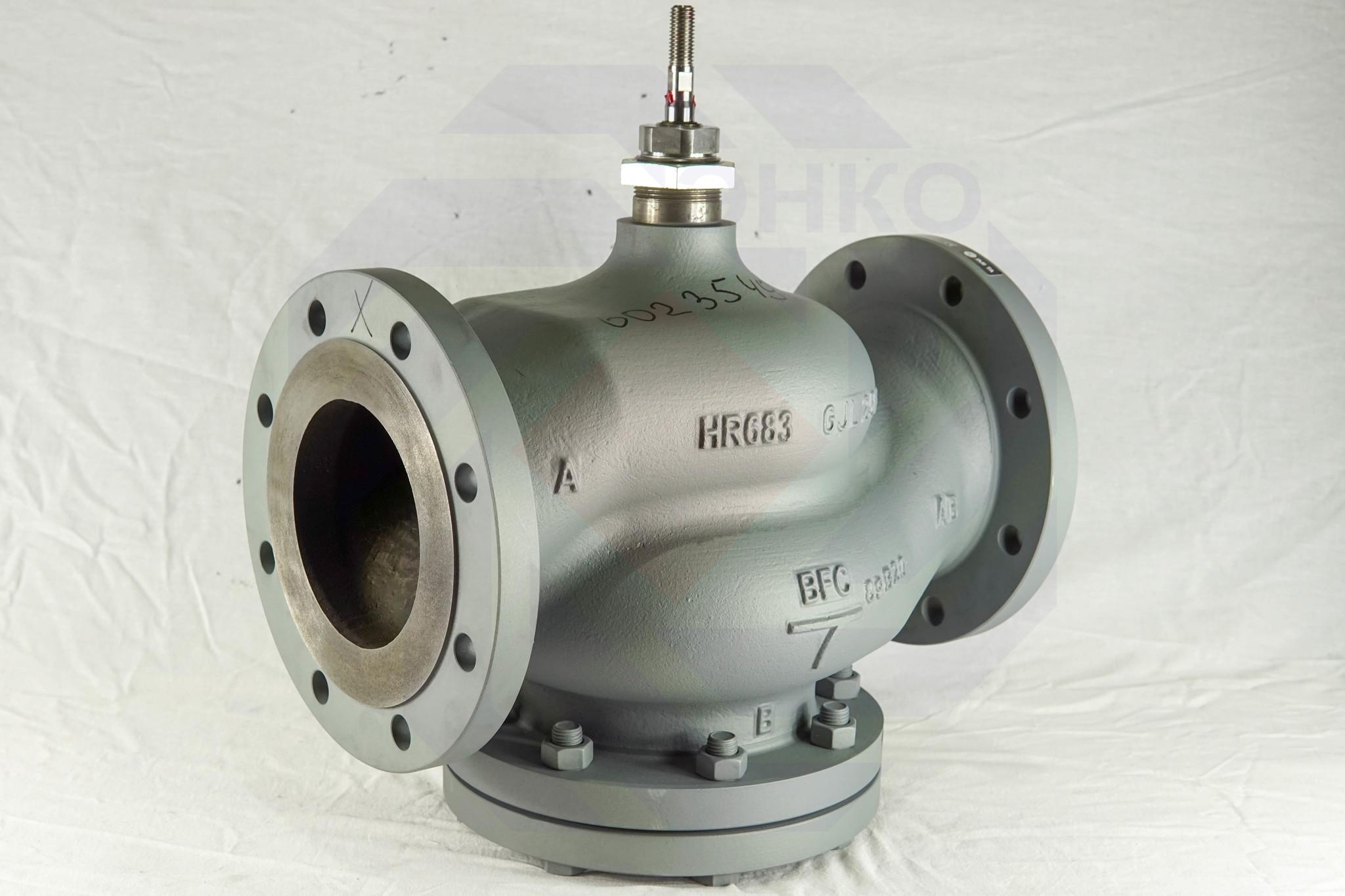 Клапан регулирующий двухходовой IMI CV216 GG DN 125