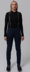 Женские лыжные брюки NordSki Premium 2020 Blueberry