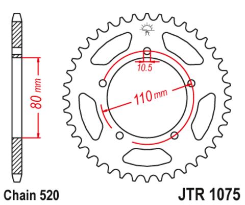 JTR1075