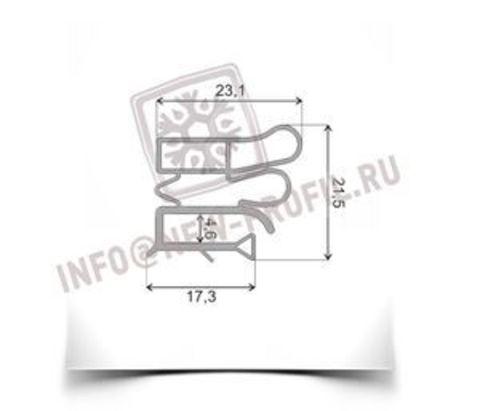 Уплотнитель для холодильника Орск 212 м.к 265*565 мм (012/013)