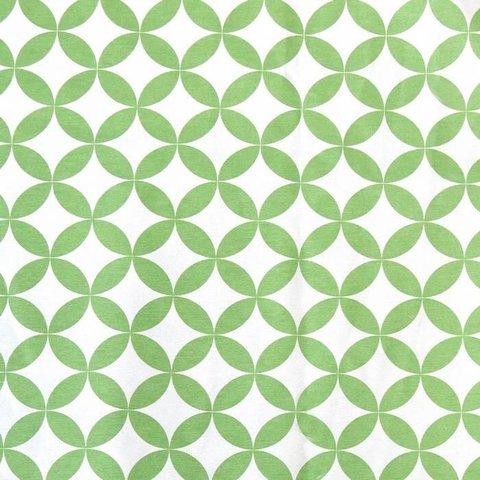 Хлопковая ткань Лайт уличная коллекция зеленый