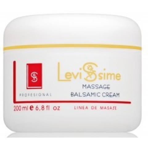 Levissime Massage Balsamic Cream