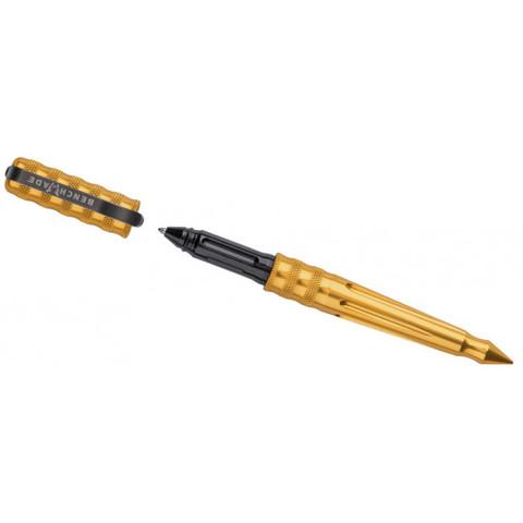 Тактическая ручка Benchmade модель 1100-9 Pen Gold Black