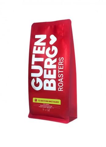 Кофе в зернах ароматизированный со вкусом фисташек  250 гр.