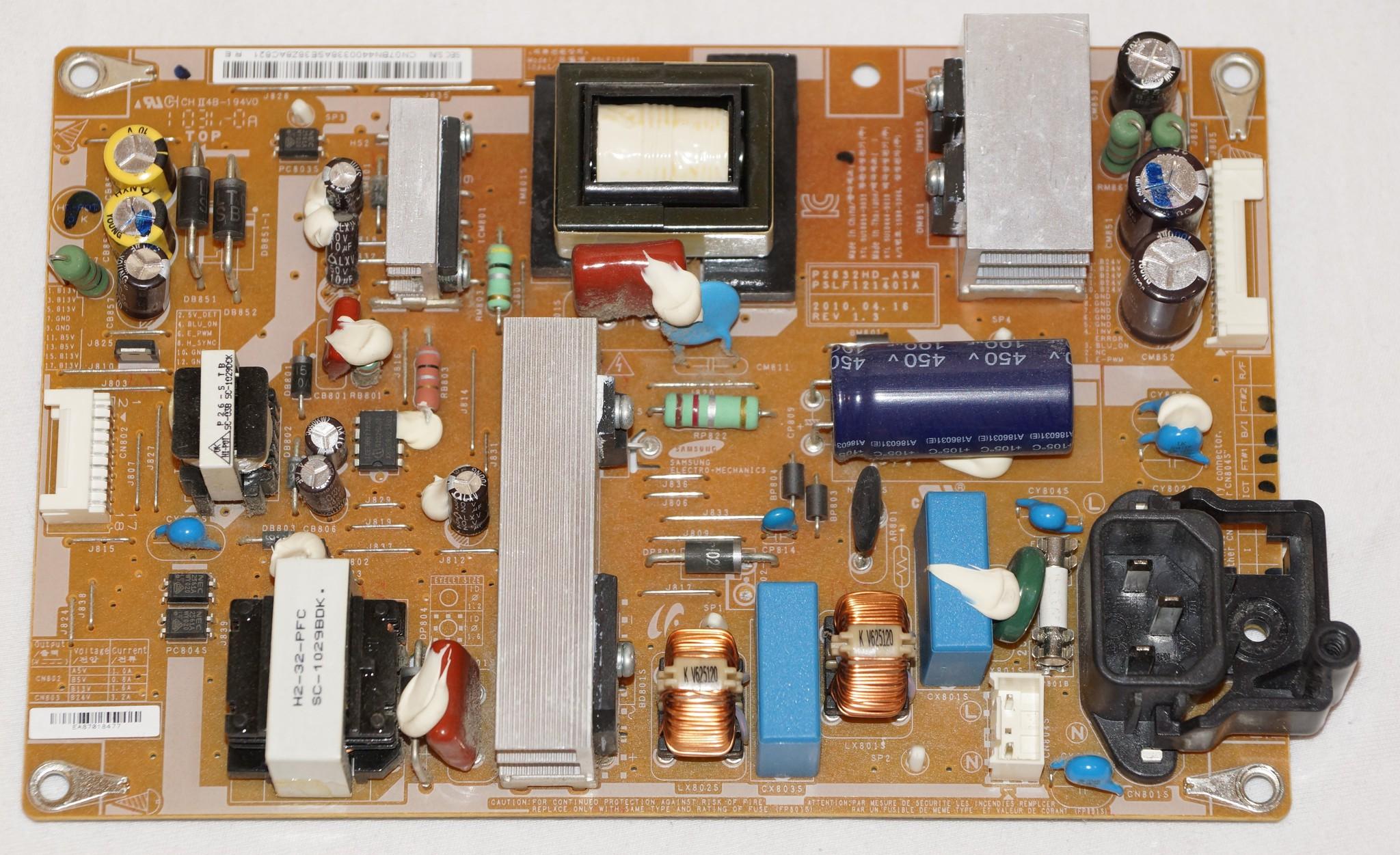 BN44-00338A P2632HD_ASM PSLF121401A