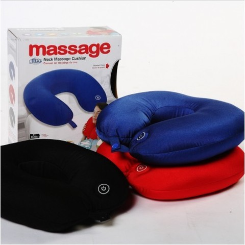 Подушка Neck Massage Cushion массажная