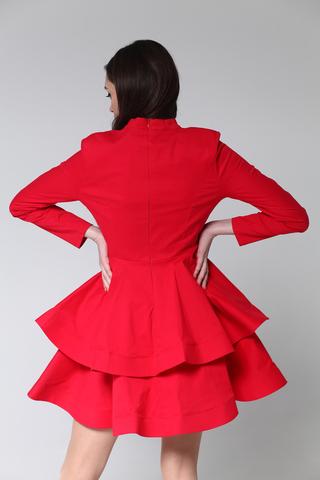 Платье клешенное недорого