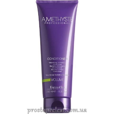Farmavita Amethyste Volume Conditioner - Кондиціонер для надання об'єму волоссю