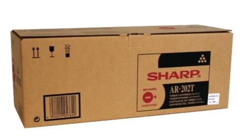 Оригинальный картридж Sharp AR202T черный