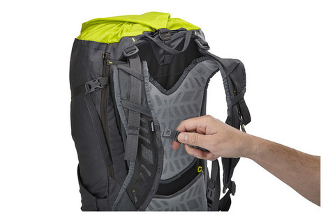 Картинка рюкзак туристический Thule Stir 35 Оранжевый - 10