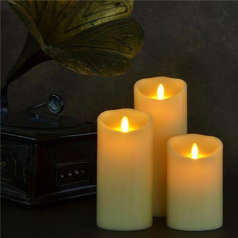Свеча светодиодная декоративная