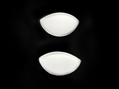 Вкладыши бельевые белые размер №1 (1 пара)