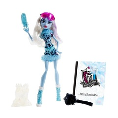 Mattel Monster High Кукла Эбби Боминэйбл из серии