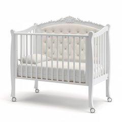Кровать детская Жанетт new белый