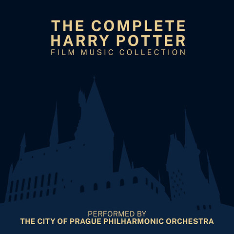 OST – The Complete Harry Potter Film Music Collection