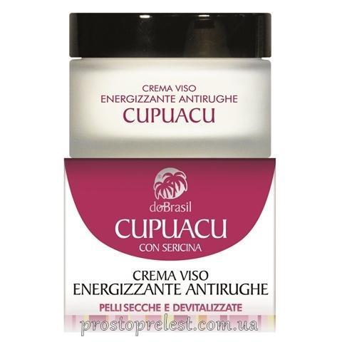 Dobrasil crema viso energizzante antirughe cupuacu - Крем для лица от морщин с маслом купуасу