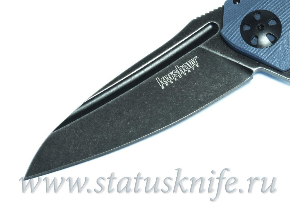 Нож Kershaw 7007GRYBW Natrix 8Cr13MoV - фотография