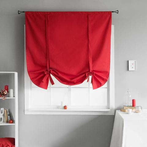 Комплект штор Verosa красный