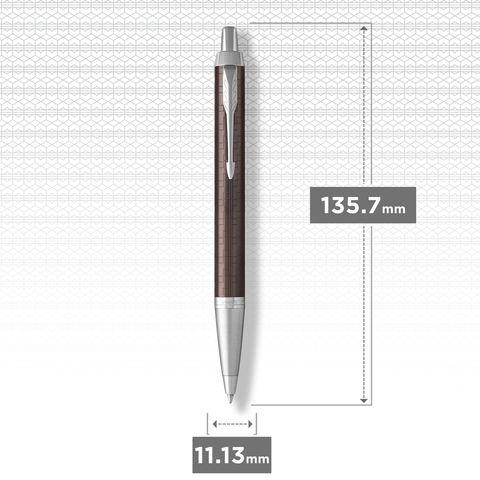 Шариковая ручка Parker IM Premium Brown CT123