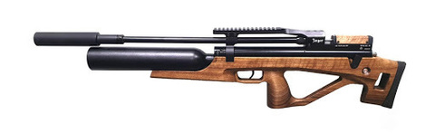 Jæger SPR Булл-пап колба 6,35 мм (редуктор, ствол AP 550 мм.) R316L/AP/B