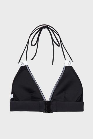 Женский черный лиф от купальника Calvin Klein