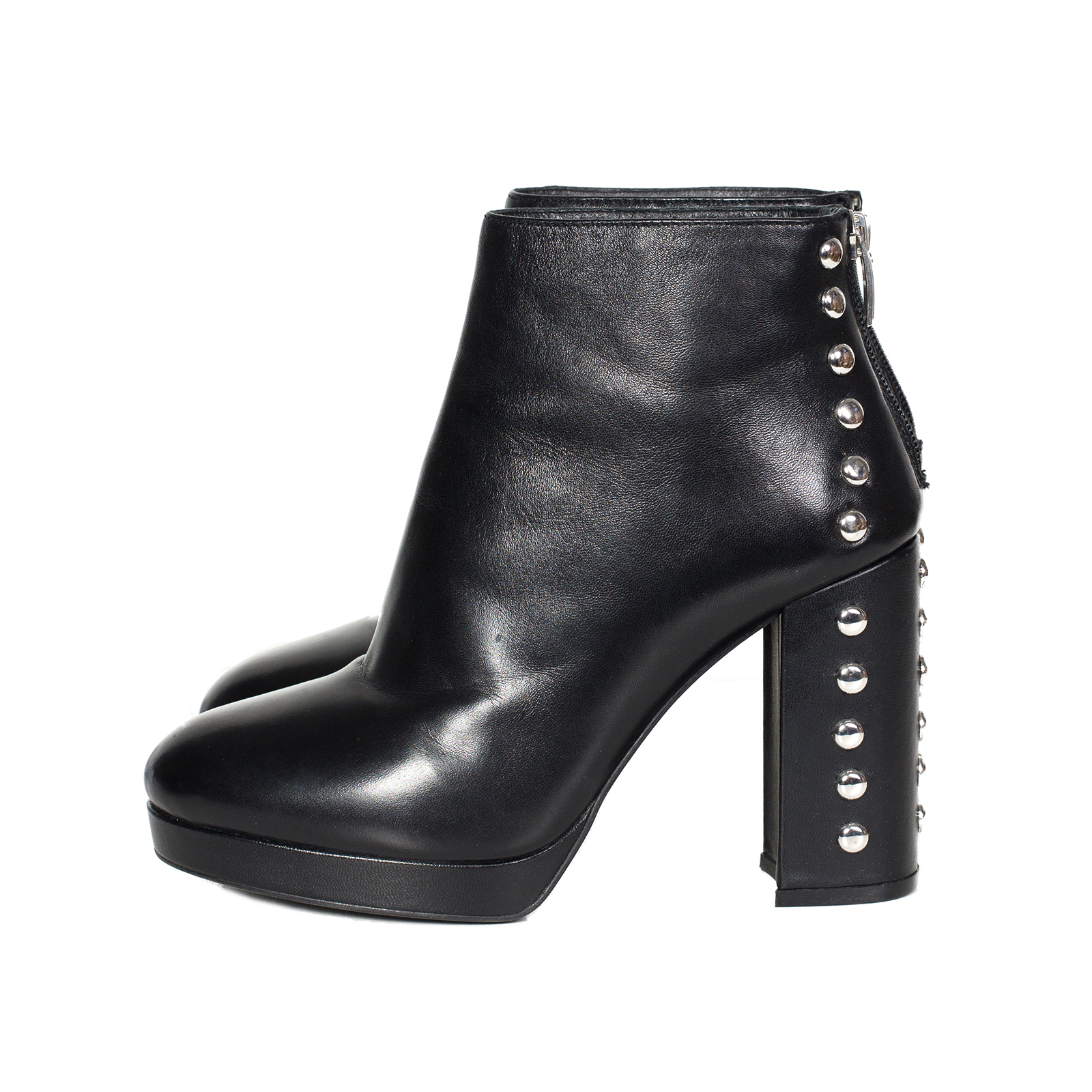 Ботинки, Ballerina, Charlotte FUR (черный)