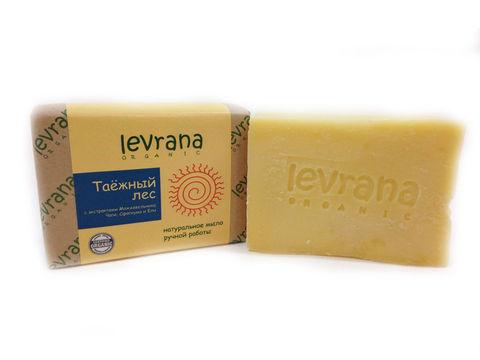 Levrana, Таёжный лес, натуральное мыло, 100гр