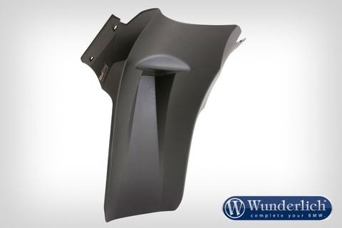 Дополнительное внутреннее крыло заднего колеса BMW R 1200/1250 R/RS LC, черный
