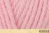 Пряжа Fibranatura INCA 43022 (нежно-розовый)