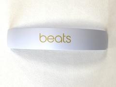 Дуга к наушникам Beats Studio 3.0, Studio Wireless (Белый-матовый, золотые буквы)