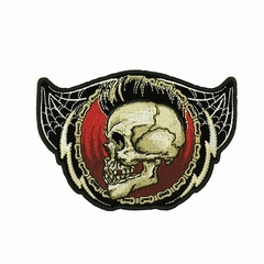 Нашивка 'Punk Skull'