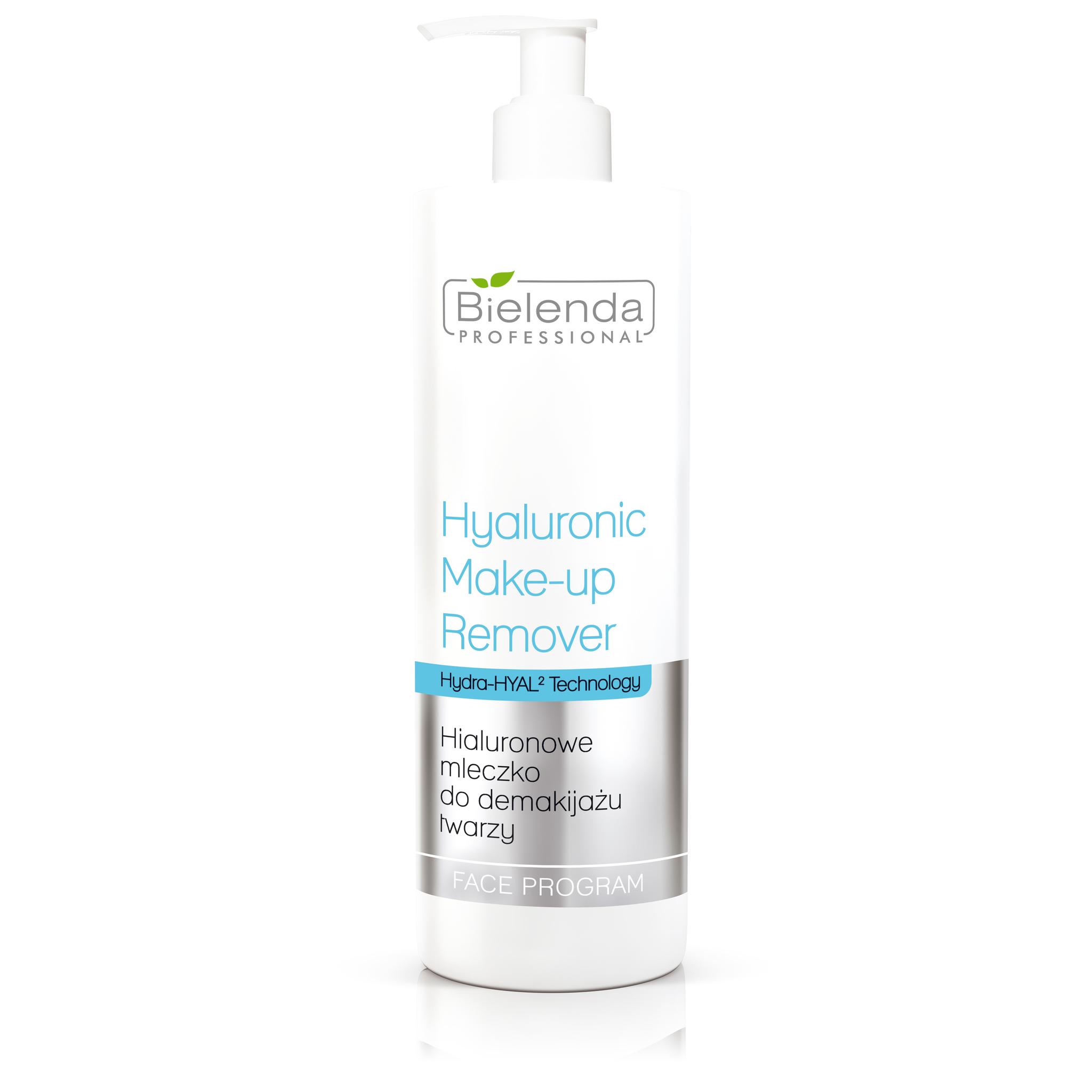 Hydra-Hyal Technology Гиалуроновое молочко для снятия макияжа