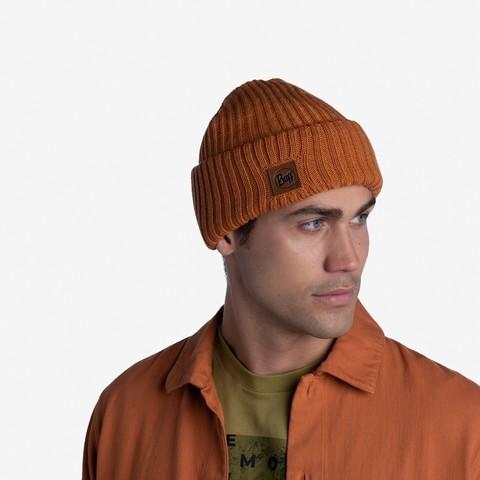 Вязаная шапка Buff Hat Knitted Rutger Ambar фото 2