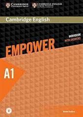 Cambridge English Empower Starter Workbook with...