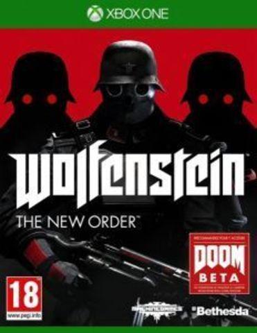 Wolfenstein: The New Order (Xbox One/Series X, русские субтитры)