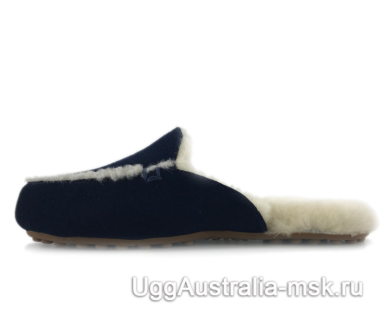 UGG Lane Slip - On Loafer Black