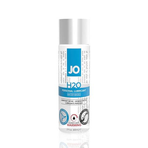 JO H2O Warming, 60ml Классический возбуждающий лубрикант на водной основе