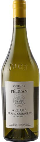 Domaine du Pelican Arbois Chardonnay Grand Curoulet