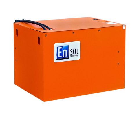 Аккумуляторы ENSOL Li-ion для Karcher B90 (24V/144Ач)