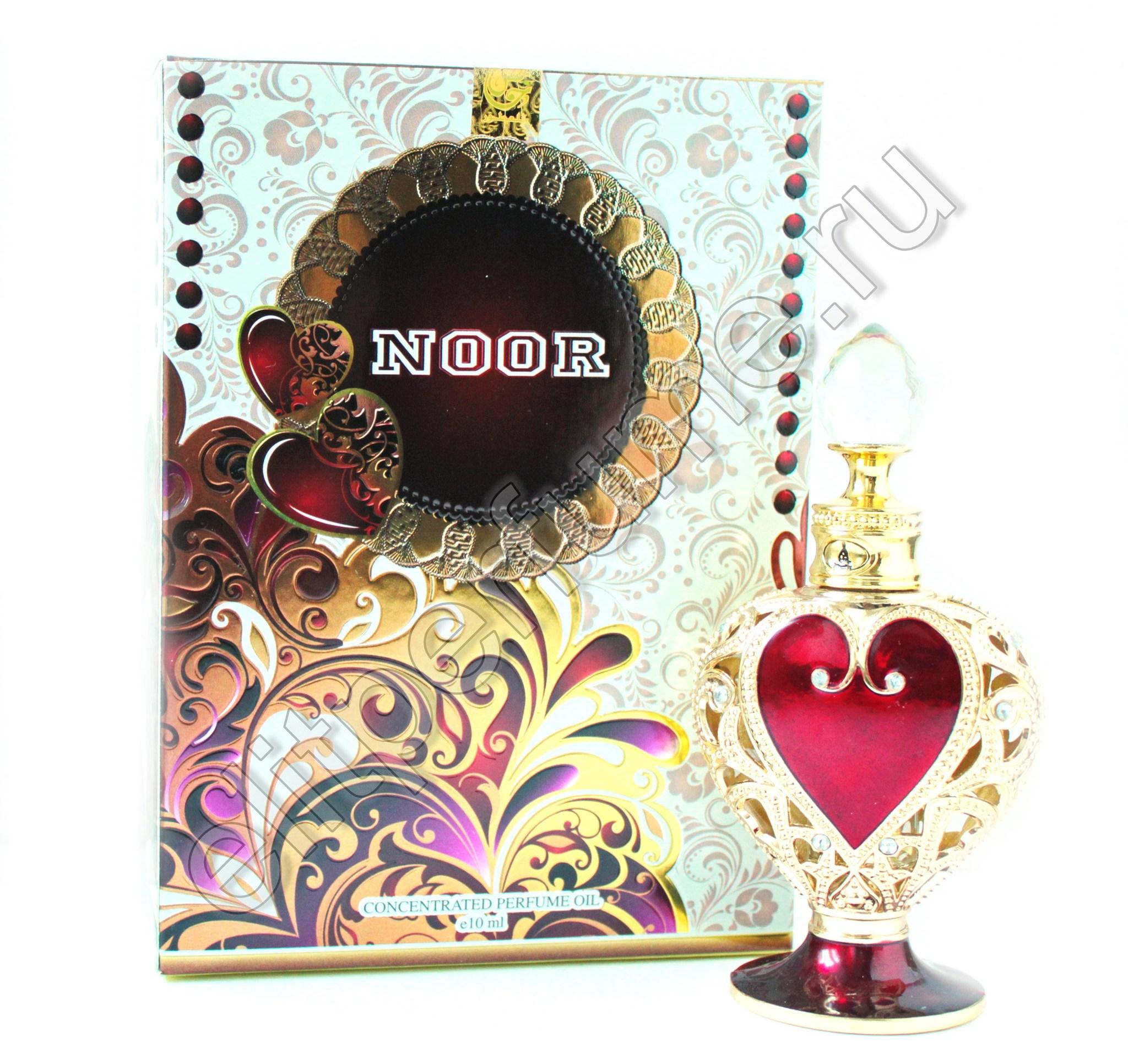 Пробник для Noor Нур Халис 1 мл арабские масляные духи от Халис Khalis Perfumes