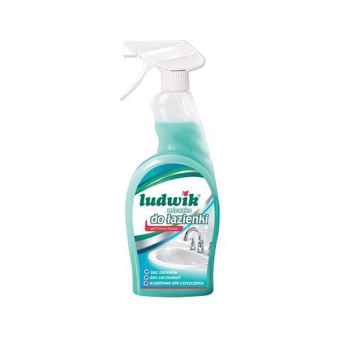 Чистящее молочко для ванной комнаты