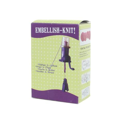 Машинка для вязания шнурка