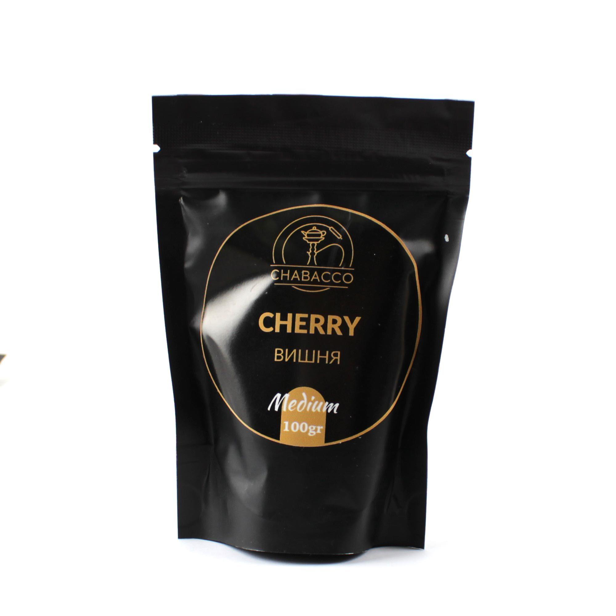 Кальянная смесь Chabacco Medium 100 гр Cherry