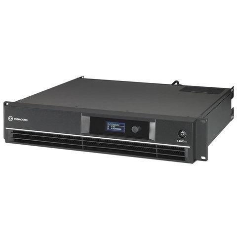 Dynacord L2800FD цифровой усилитель мощности