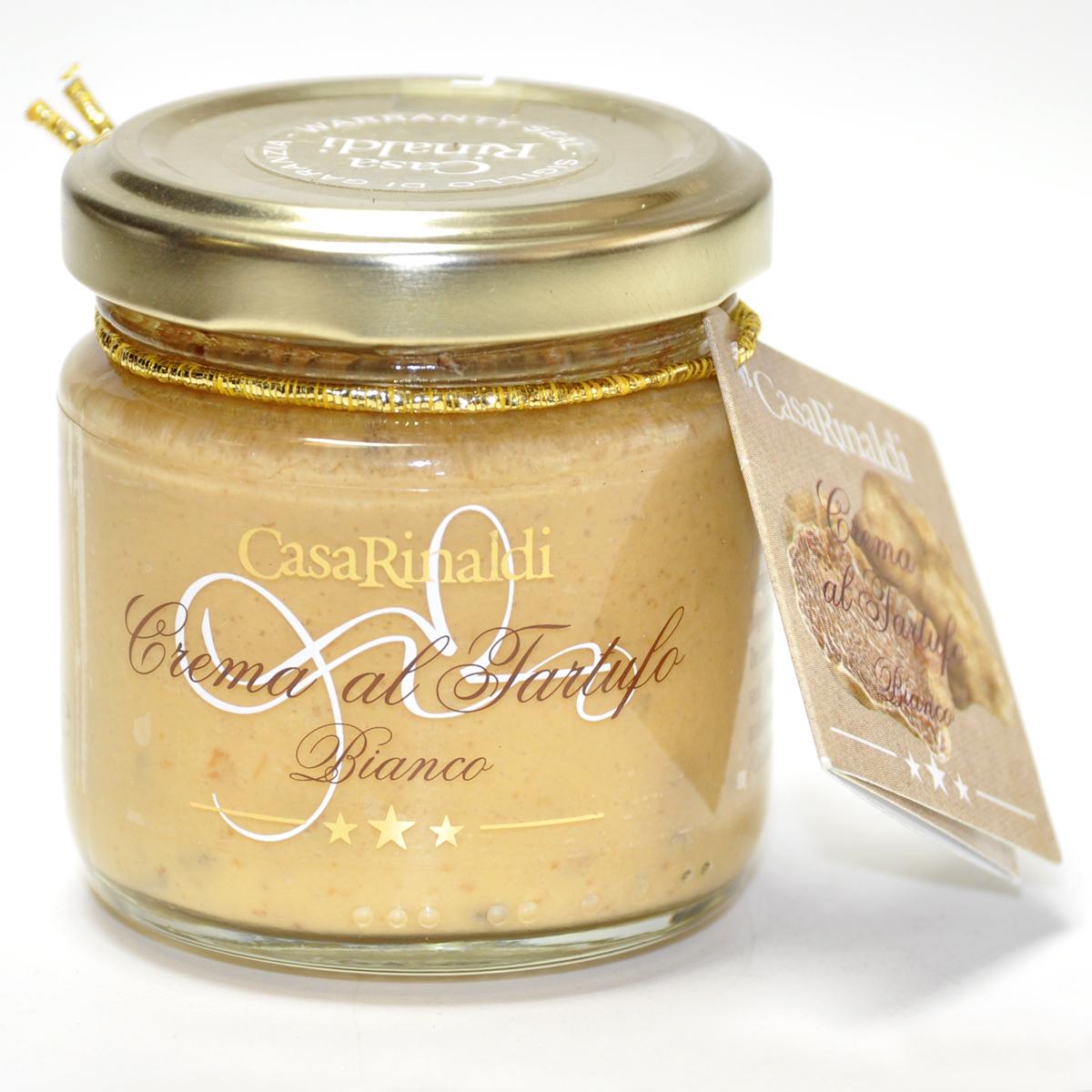Крем-паста с белым  трюфелем Casa Rinaldi 80 г