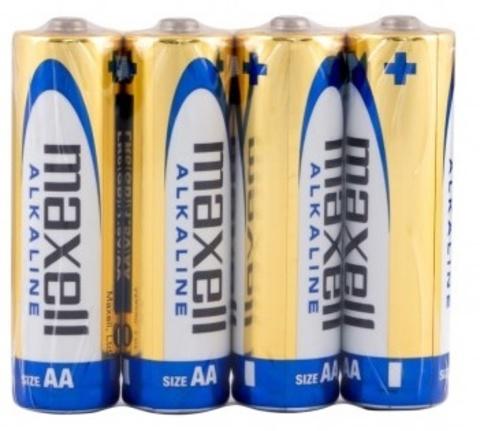 Батарейки Maxell Alkaline LR6, AA (2/40/240)