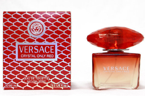 Versace Crystal Only Red