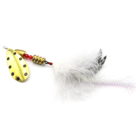 Блесна Fishycat Bretton Maxi Tail - №6 / GBDT